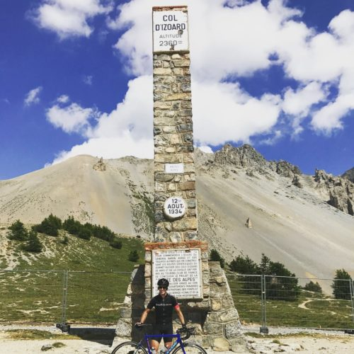 The Mountain of the Lord (aka, the Col d'Izoard)