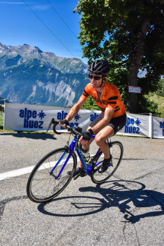 Attacking Alpe d'Huez...Knock That One Off the Bucket List